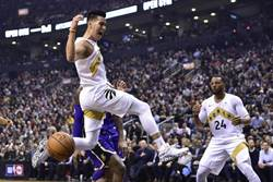 NBA》暴龍教頭棄用林書豪的理由?