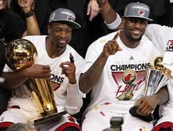 NBA》韋德自爆:當年原本跟詹皇去公牛