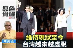 無色覺醒》朱高正:維持現狀至今 台灣越來越虛脫