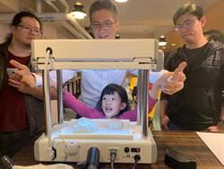 智慧真空成型機 從書桌開始創業