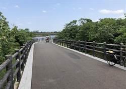 紅樹林公園景觀進化 打造17公里休憩站