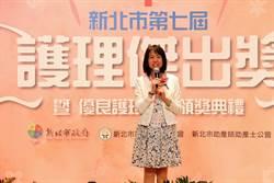 陳金彌助童勇敢抗癌 獲頒護理傑出獎