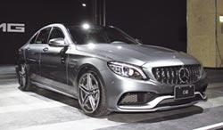 Mercedes-AMG C 63/C 63 S 性能猛獸壓境