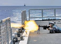 陸海軍力量成長 美在台海鞭長莫及
