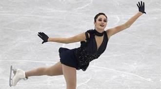 冬奧花滑金牌美女年僅23歲就退休