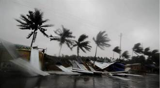 影》百萬人撤沿岸如鬼城!20年最強氣旋襲印度了