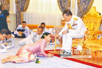 新泰王登基 40歲女將軍封后