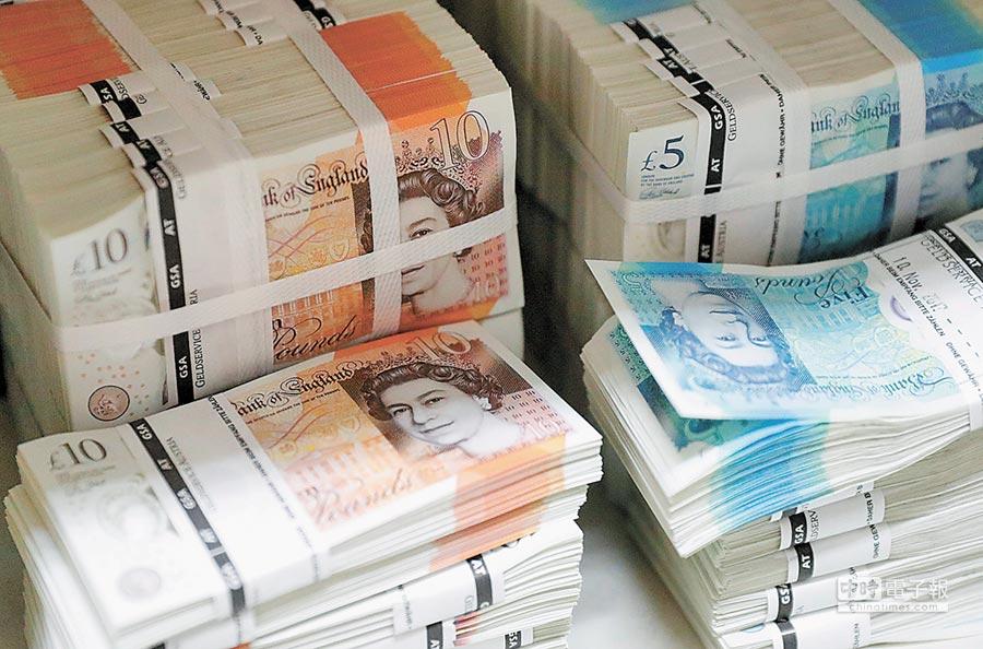 英國央行總裁卡尼明確表示,投資人低估央行的升息速度。英國央行清楚展露鷹派立場,與聯準會和歐洲央行的態度南轅北轍。圖/路透