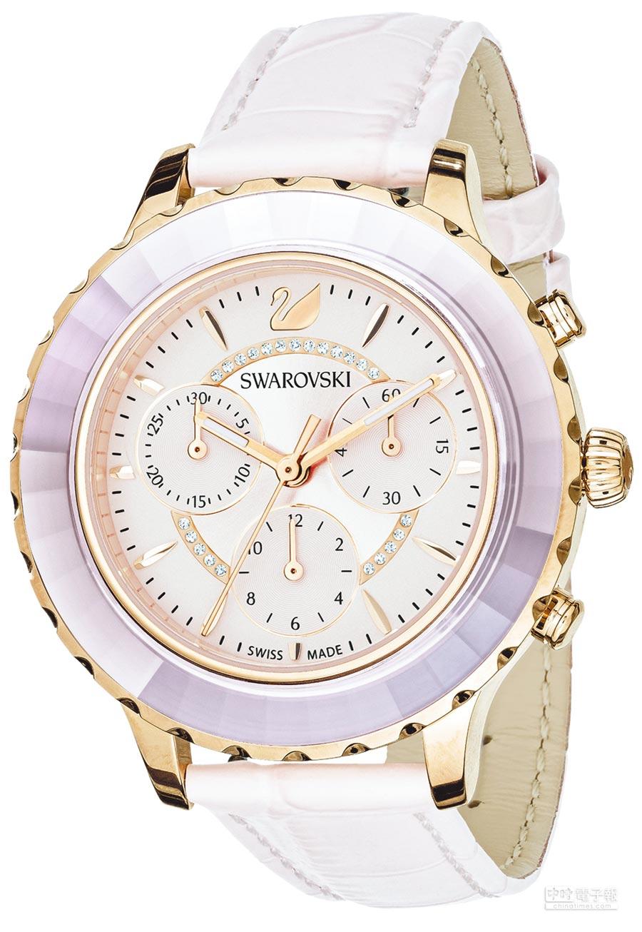 SWAROVSKI母親節主打Octea腕表,1萬7900元。(SWAROVSKI提供)