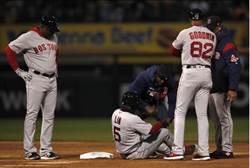 MLB》林子偉滑壘受傷 掛10日傷兵