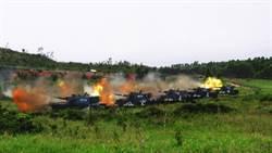 陸軍改 美指仍無法對台發動兩棲大戰