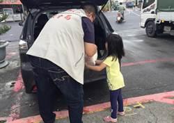 小姐妹夜市賣餅乾 社會局助小妹妹找幼兒園