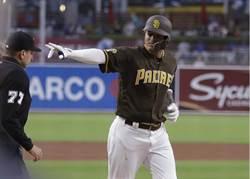 MLB》生涯首次對決 馬恰多棒打柯蕭