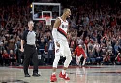 NBA》艱辛4OT!拓荒者驚險保住主場勝利
