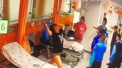 壯碩女醉後受傷大鬧急診室 罵三字經恐罰5萬