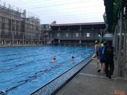 台中龍井區三德游泳池完善設備 今起恢復營運