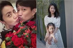 黃磊兩女兒近照曝光 13歲多多抽高網讚神仙顏值