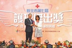 陳金彌暖助病童 獲頒傑出獎