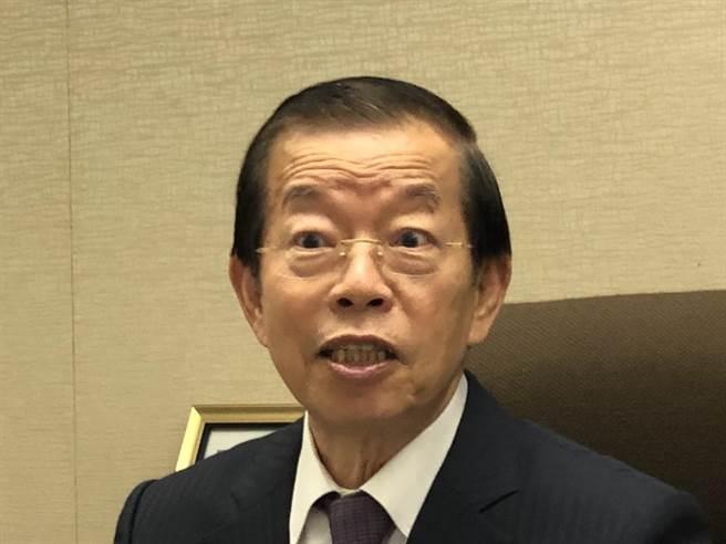 蘇啟誠案外交部遭糾正 藍委要求謝長廷回台