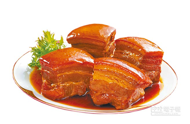東坡肉。(本報系資料照片)