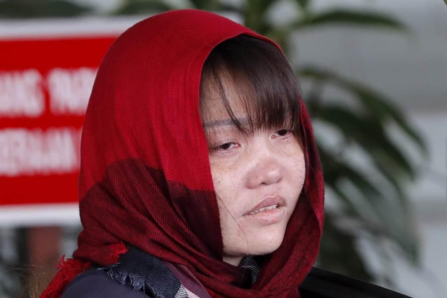 段氏香於4月出庭,法官繼續撤銷其謀殺罪名。(美聯社)