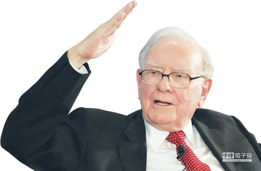 投資大師巴菲特曾抱憾錯過亞馬遜這檔好股。圖/美聯社