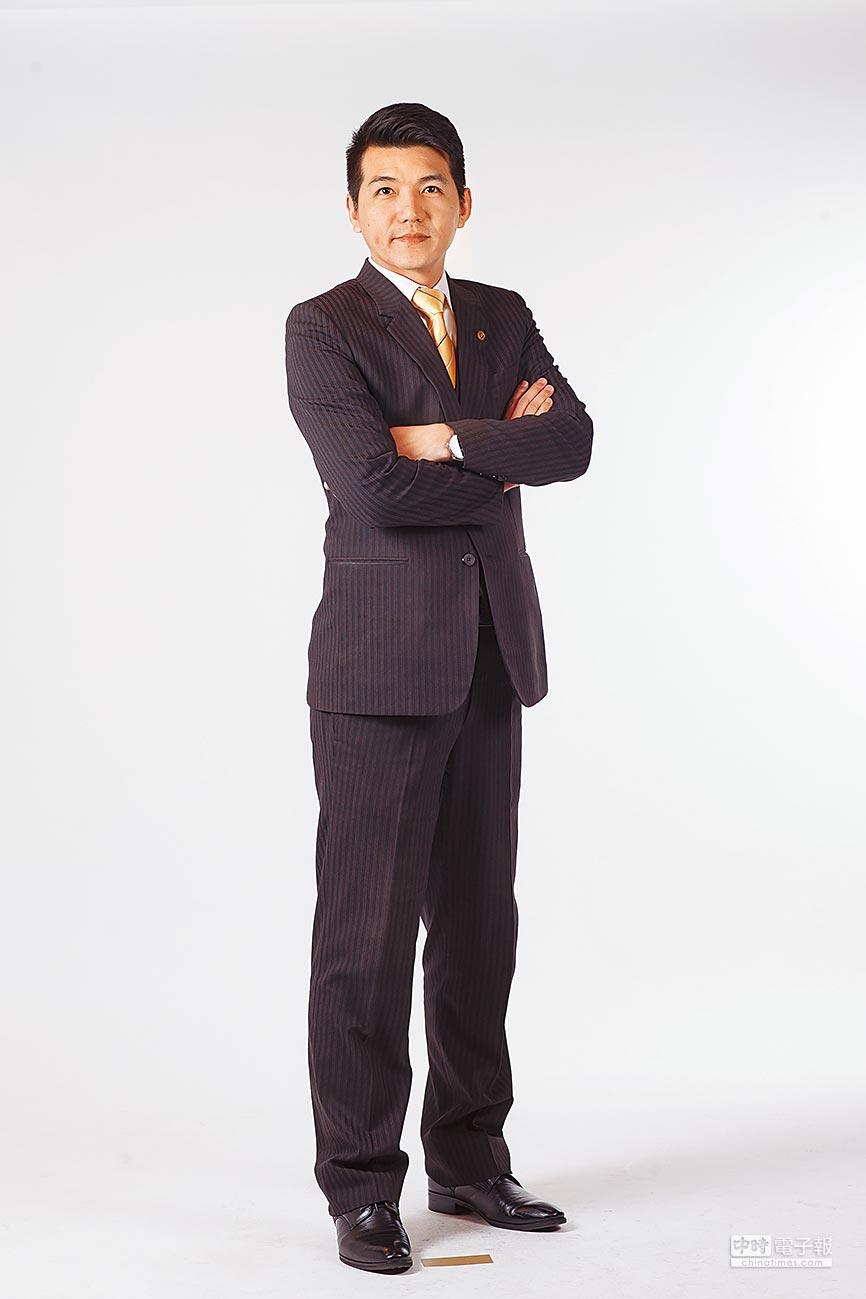 永慶房屋業管部經理謝志傑(永慶房屋提供)