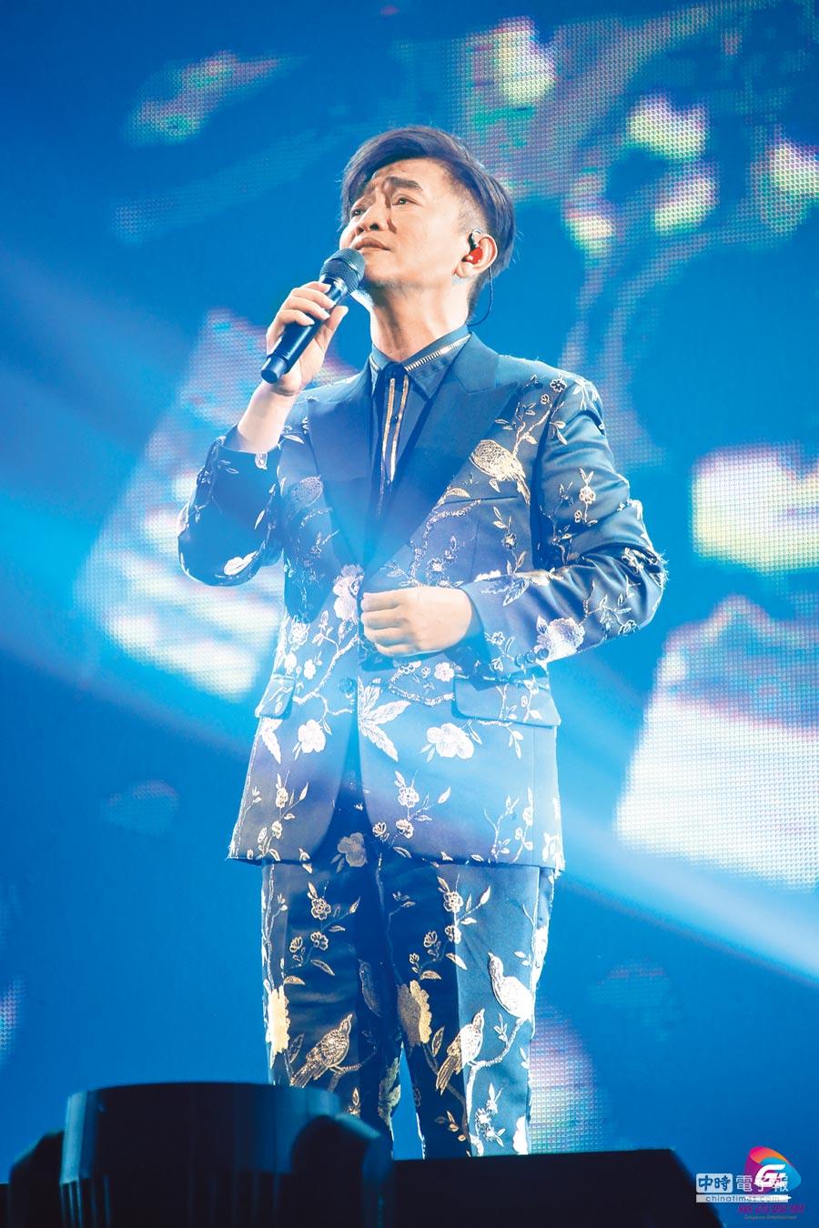 吳宗憲月中將在高雄巨蛋開唱。