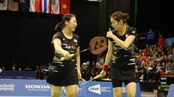 紐西蘭羽球賽》好漫長! 女雙準決賽激戰102分鐘