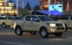 戰場硬漢豐田皮卡 俄國特種部隊也要買