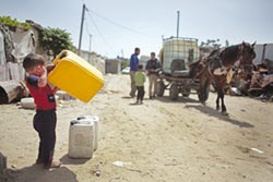中東缺水危機