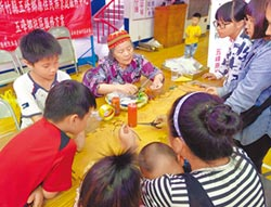 親子教育宣導 原民婦幼趣味闖關