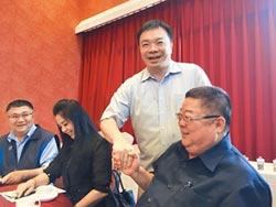 高思博推動大台南市政聯盟