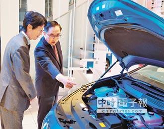 兩岸發展氫能 燃料電池車受矚目