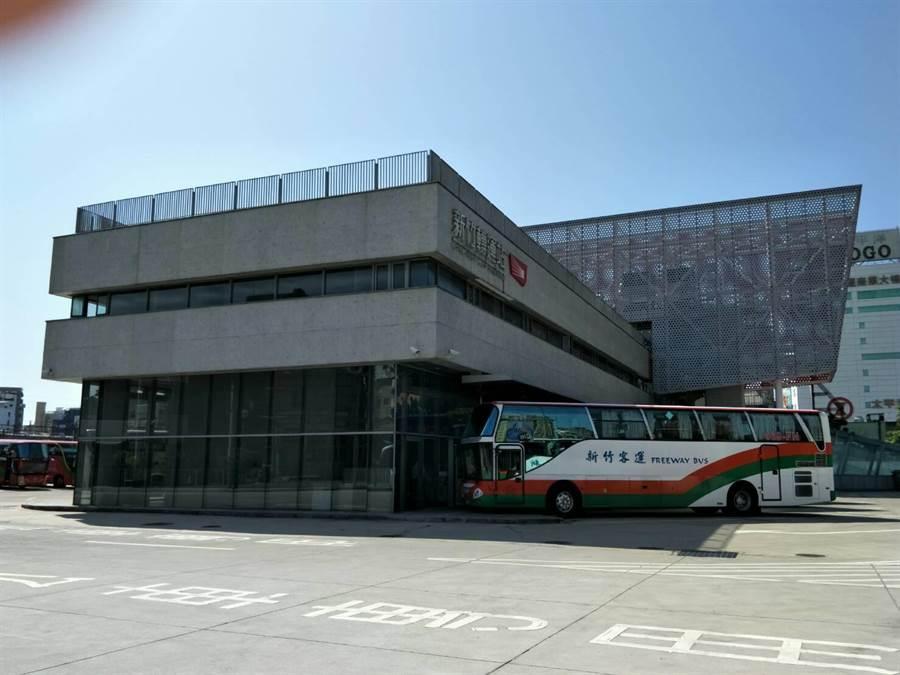 大新竹民眾期待數10載的新竹直達桃園國際機場交通客運路線,交通部終於核定評選通過。(陳育賢攝)