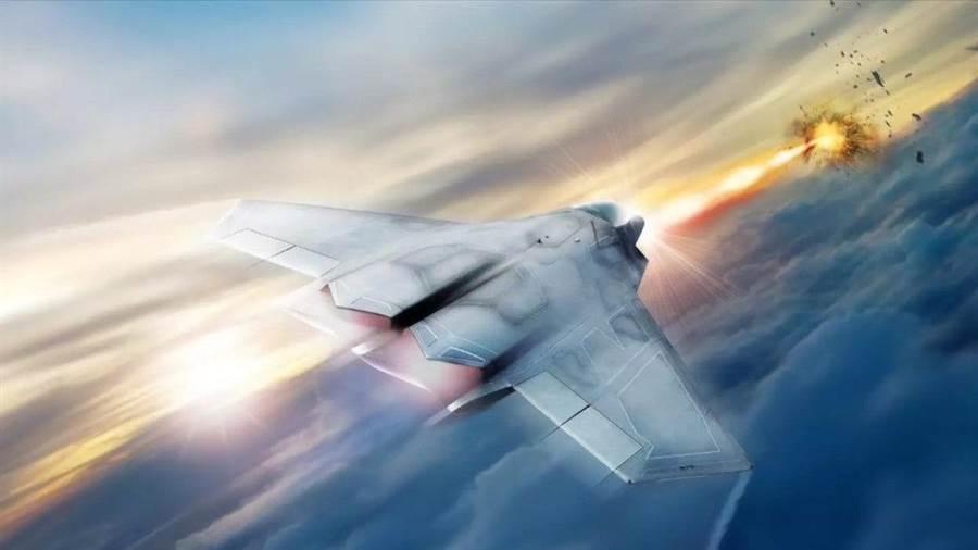 機載雷射武器,可能成為改變戰爭模式的新武器,它會大幅削弱飛彈與砲彈的命中率。(圖/洛克希德馬丁)