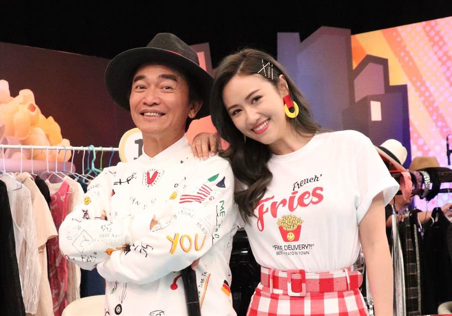 吳宗憲(左)預言6月1日將會出現一組「可怕的候選人」。(圖/中天提供)