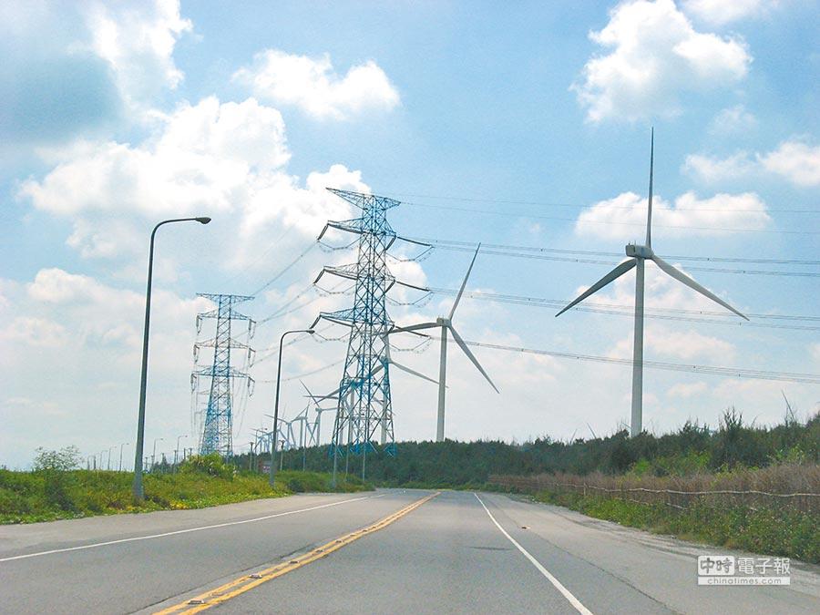 在「供電維持穩定、碳排放不增加」前題下,工總強烈呼籲核能延役備用,更力挺潔淨燃煤發電,建議再生能源及天然氣發電比例下修。圖/本報資料照片
