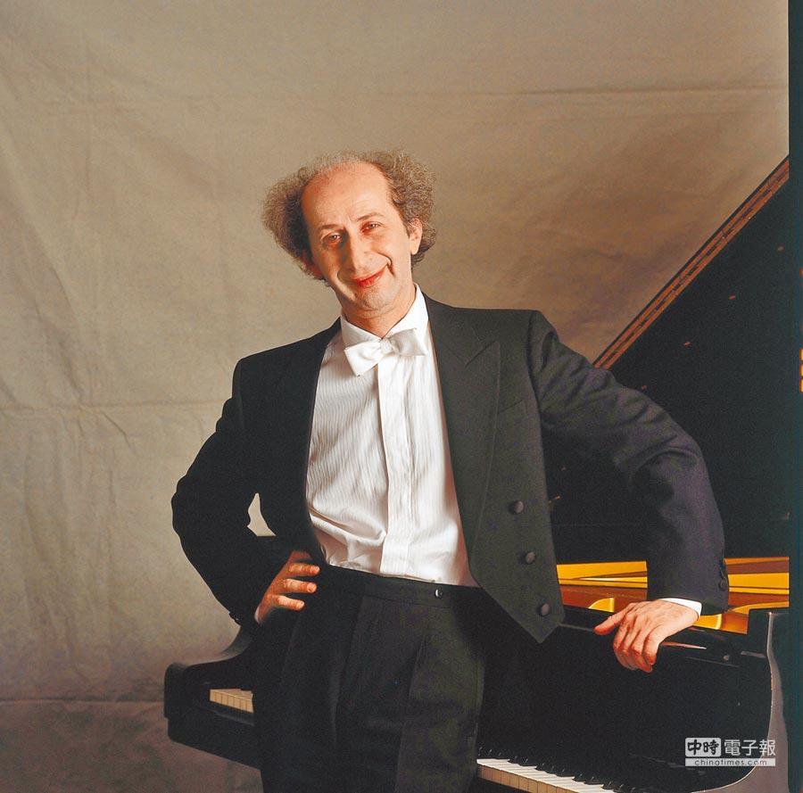 俄國鋼琴怪傑烏果斯基。(鵬博提供)