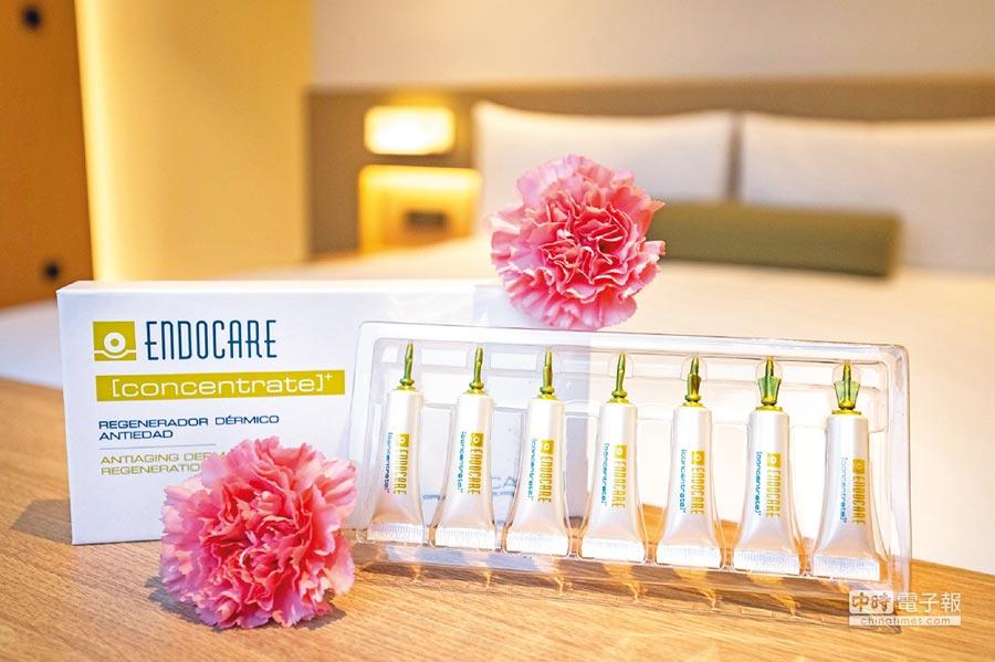 凱達大飯店母親節「貴婦媽媽」住房專案,兩人入住只要3999元,贈價值3000元杜克活顏精華液一組。