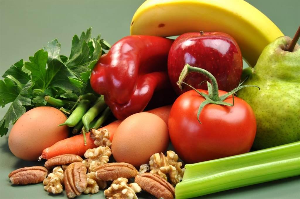 10大抗老食物,第一名效果驚人。(達志影像)