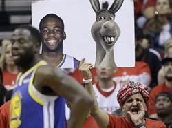 NBA》格林老媽嘲笑柯瑞 球迷憤怒!