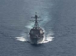 貿易戰未解 美2艦駛入南海2爭議島12海浬