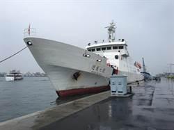 遠航萬浬60天 巡護七號密訪帛琉演練