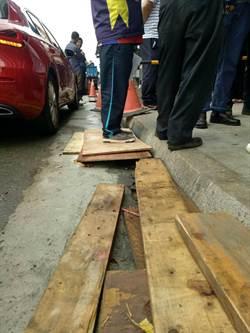 桃園平鎮延平路人行道鋪面 議員促改善