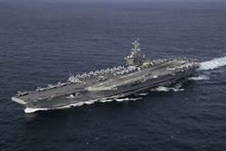 警告伊朗  美派航母及轟炸機赴中東