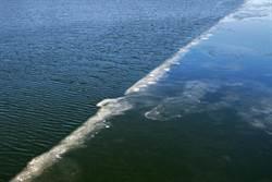 揭密:太平洋和大西洋海水不相融?