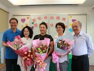 雲林公益家庭婆媳獲模範母親表揚