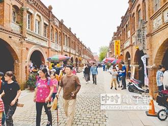 湖口老街紅磚 帶動觀光活力