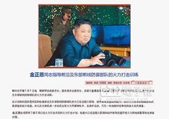 金正恩:強大實力才能保障和平